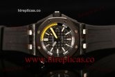 1:1 Audemars Piguet Royal Oak Offshore Diver Carbon Fiber 15706AU.00.A002CA.01 Black Dial(JF)