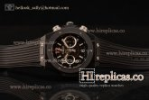 1:1 Hublot Big Bang Unico Chrono 411.CI.1110.RXB Swiss Valjoux 7750 Automatic PVD Skeleton Dial