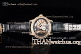 Audemars Piguet Millenary 26354OR Miyota 9015 Automatic Rose Gold White Dial