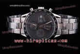 Tag Heuer Carrera Calibre 16 Chrono CV2010.BA0794 Swiss Valjoux 7750 Automatic Steel Grey Dial