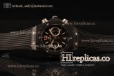 1:1 Hublot Big Bang Unico Chrono 411.CI.1110.RXCF Swiss Valjoux 7750 Automatic PVD Skeleton Dial