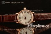 1:1 Chopard L.U.C 161902-0001 9015 Auto Rose Gold White Dial (JF)