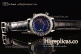 Patek Philippe Grand Complication Sky Moon Celestial Compass 6102PD 9015 Automatic Steel Blue Dial (GF)