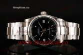 Rolex Air King 114200 bkso Swiss ETA 2836 Automatic Steel Black Dial