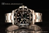 1:1 Rolex GMT-Master II 116710bkso Clone Rolex 3186 Automatic 904 Steel Black Dial (NOOB)