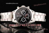 Tag Heuer Carrera Calibre 16 Chrono CV2010.BA0794 Swiss Valjoux 7750 Automatic Steel Black Dial