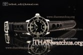 1:1 BlancPain Fifty Fathoms Chronograph 5015-1130-52b 9015 Automatic Steel Black Dial
