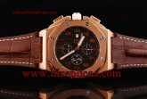 Audemars Piguet Arnolds All-Stars 26158OR.OO.A801CR.01 Swiss Valjoux 7750 Automatic Rose Gold Black Dial